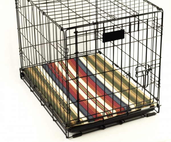 DIY Indestructible Dog Crate  Indestructible Dog Crate Pad In Regaling Mobile Wood Dog