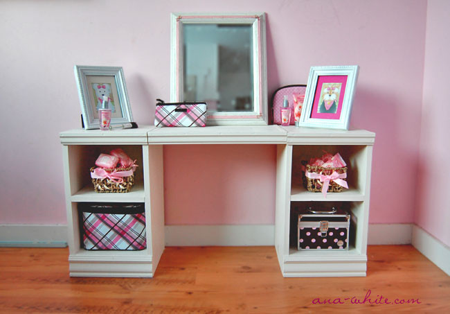 Best ideas about DIY Kids Desk Plans . Save or Pin Ana White Now.
