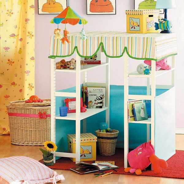 Best ideas about Diy Kids Room . Save or Pin 3 Bright Interior Decorating Ideas and DIY Storage Now.