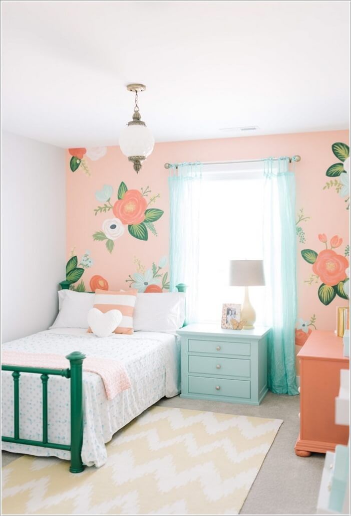 Best ideas about Diy Kids Room . Save or Pin 13 DIY Wall Decor Projects for Your Kids Room Now.