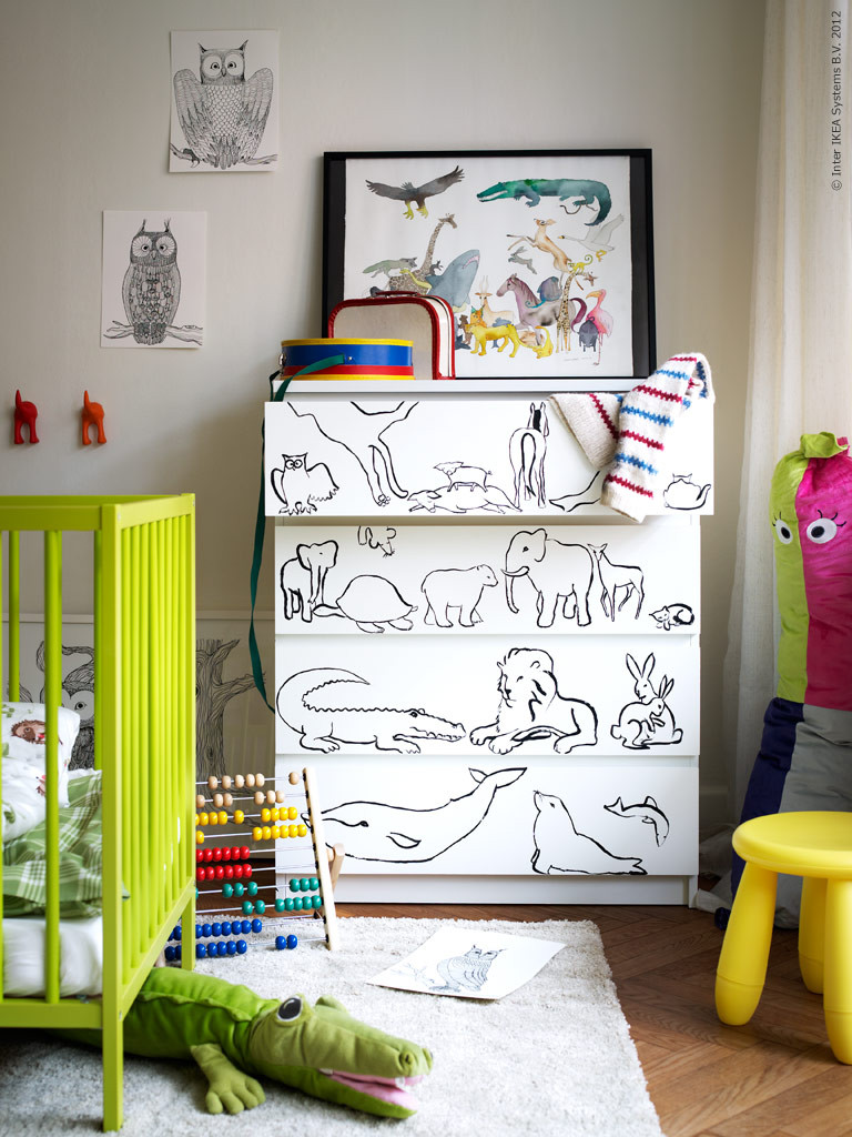 Best ideas about Diy Kids Room . Save or Pin 14 Cool DIY Kids Room Dresser Makeovers Now.
