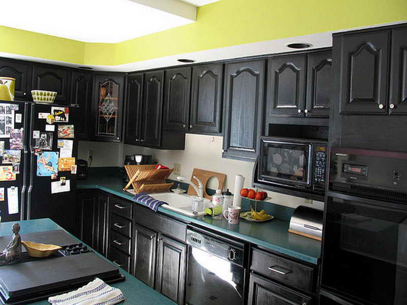 Best ideas about DIY Kitchen Cabinets Paint . Save or Pin Painting Kitchen Cabinets by Yourself Now.