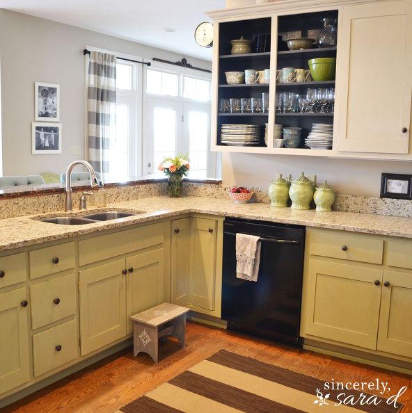 Best ideas about DIY Kitchen Cabinets Paint . Save or Pin paint kitchen cabinets with chalk paint chalk paint diy Now.