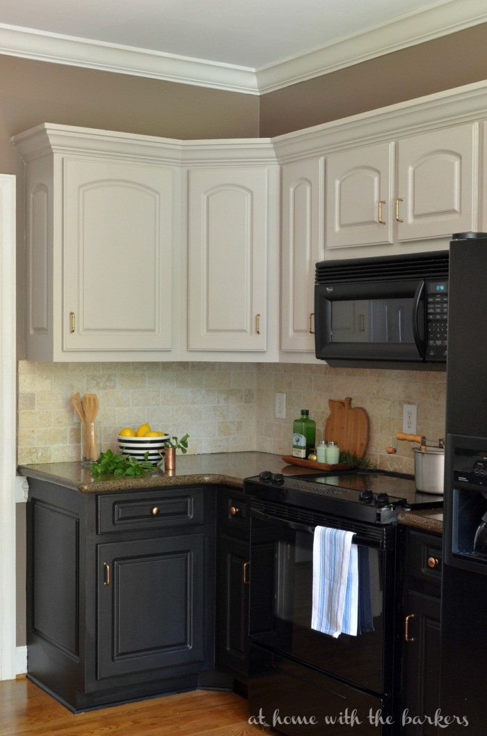 Best ideas about DIY Kitchen Cabinets Paint . Save or Pin Remodelaholic Now.