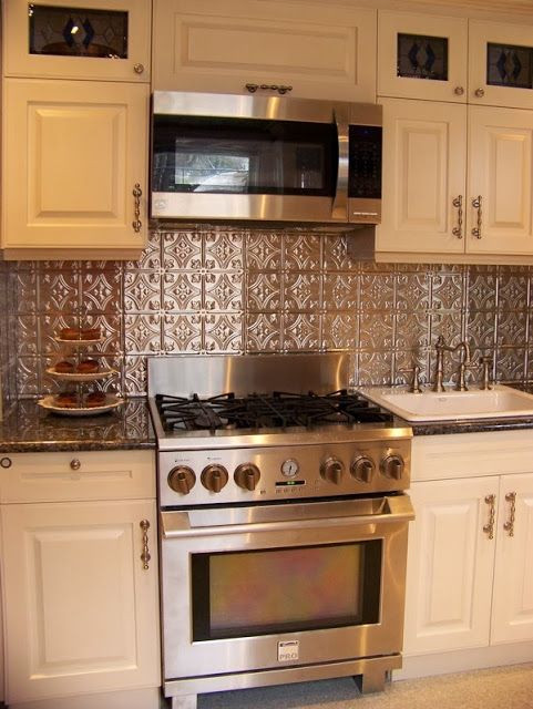Best ideas about Diy Kitchen Ideas On A Budget . Save or Pin Kitchen Backsplash Diy Home decor ideas on a bud Now.