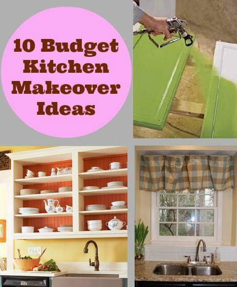 Best ideas about Diy Kitchen Ideas On A Budget . Save or Pin 10 Bud Kitchen Makeover Ideas Now.