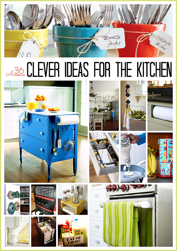 Best ideas about DIY Kitchen Organization Ideas . Save or Pin KItchen Organization Ideas Now.