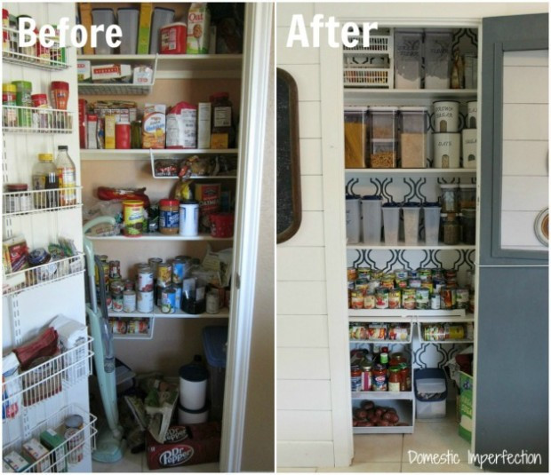 Best ideas about DIY Kitchen Organization Ideas . Save or Pin 19 Great DIY Kitchen Organization Ideas Style Motivation Now.