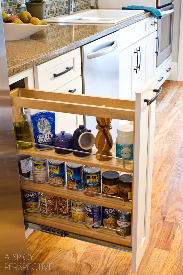 Best ideas about DIY Kitchen Organization Ideas . Save or Pin 18 Amazing DIY Storage Ideas for Perfect Kitchen Now.