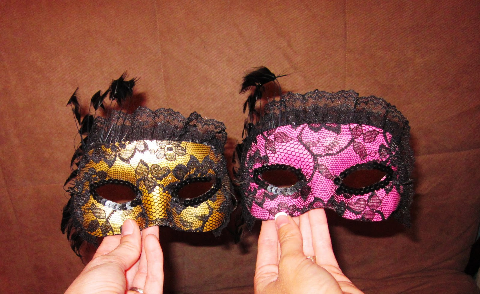 Best ideas about DIY Lace Masquerade Mask . Save or Pin Life After the Aisle DIY Halloween Mask Mini Tutorial Now.