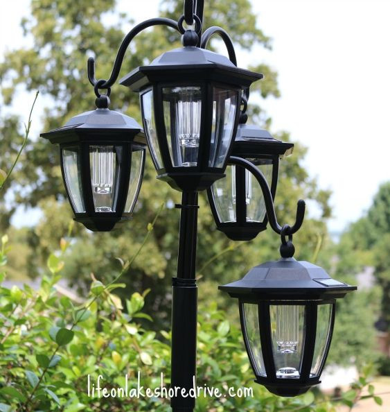 Best ideas about DIY Lamp Post . Save or Pin Hometalk Now.