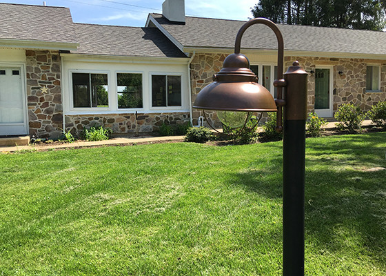 Best ideas about DIY Lamp Post . Save or Pin Light the Way DIY Lamp Post Re Do Now.