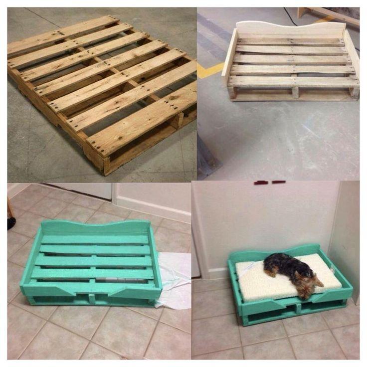 DIY Large Dog Beds  Diy Dog Bed Ideas 25 Best Ideas About Homemade Dog Bed