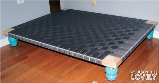 DIY Large Dog Beds  Our Gentle Giants Which DIY dog bed is right for your