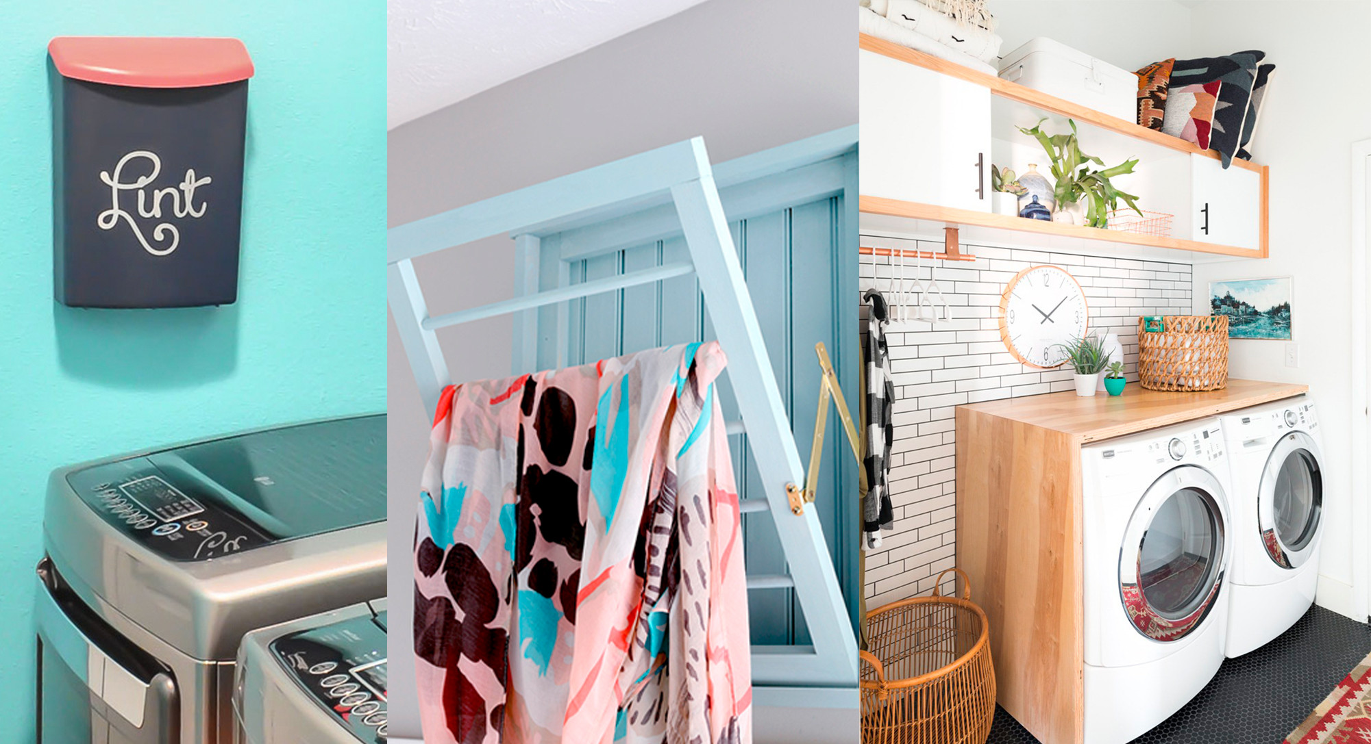 Best ideas about Diy Laundry Room Ideas . Save or Pin DIY Laundry Room Projects That Might Make You Excited For Now.
