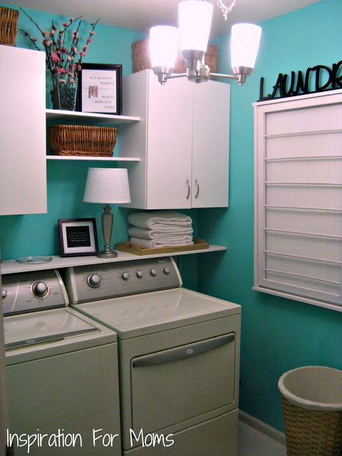 Best ideas about Diy Laundry Room Ideas . Save or Pin 20 Genius DIY Laundry Room Organization Ideas DIY for Life Now.