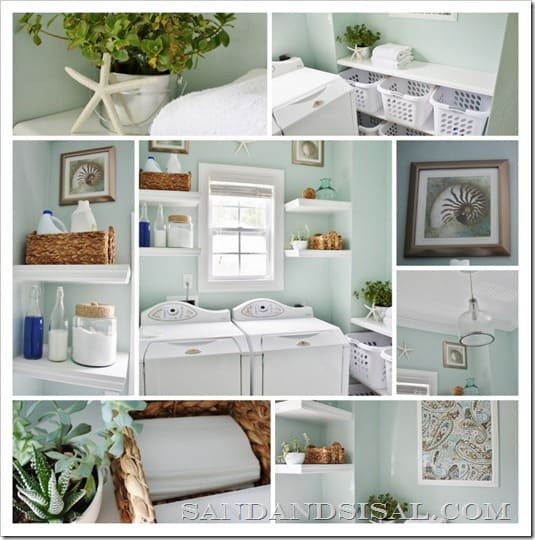 Best ideas about Diy Laundry Room Ideas . Save or Pin DIY Weekend Home Decorating Ideas – DIY Ideas Tips Now.