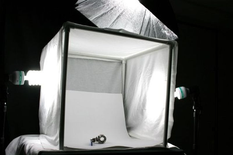 DIY Light Box Photography  9 DIY graphy Hacks to Cut Down on Cost