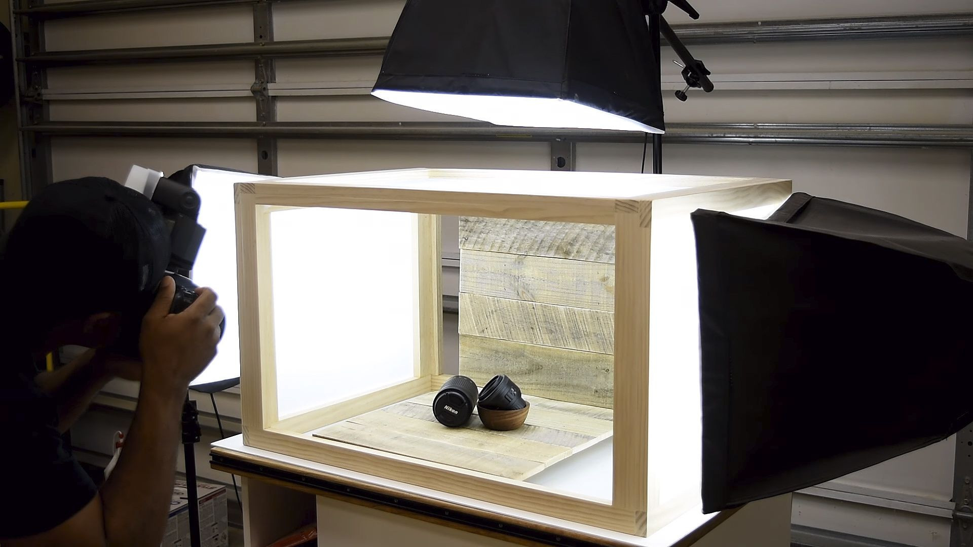 DIY Light Box Photography  How to construct the world s most well built and best