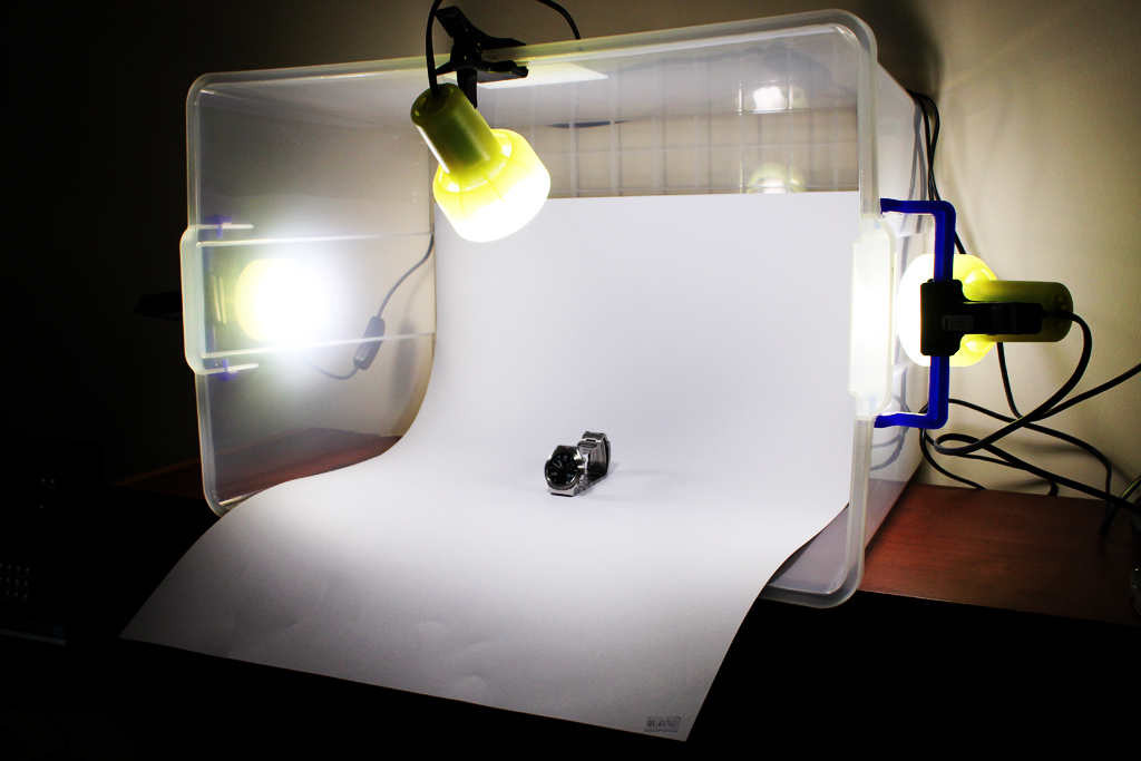 DIY Light Box Photography  How to Take Great E merce Product s With Your Phone