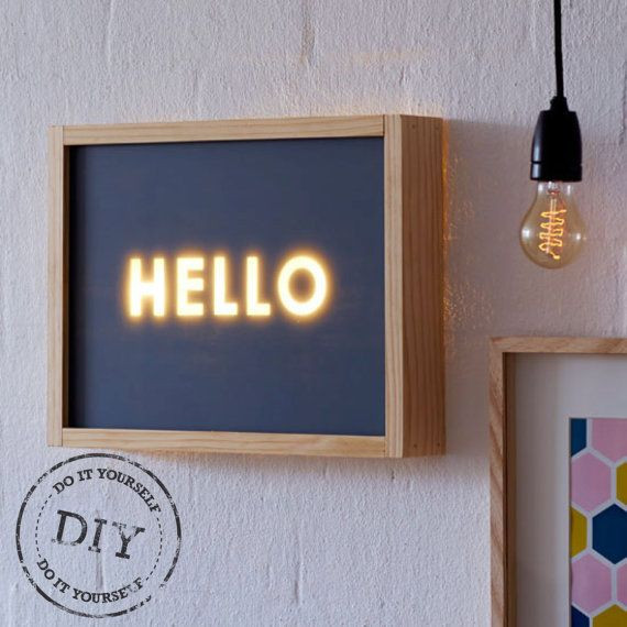 Best ideas about DIY Light Box Sign . Save or Pin Best 25 Lightbox sign ideas on Pinterest Now.