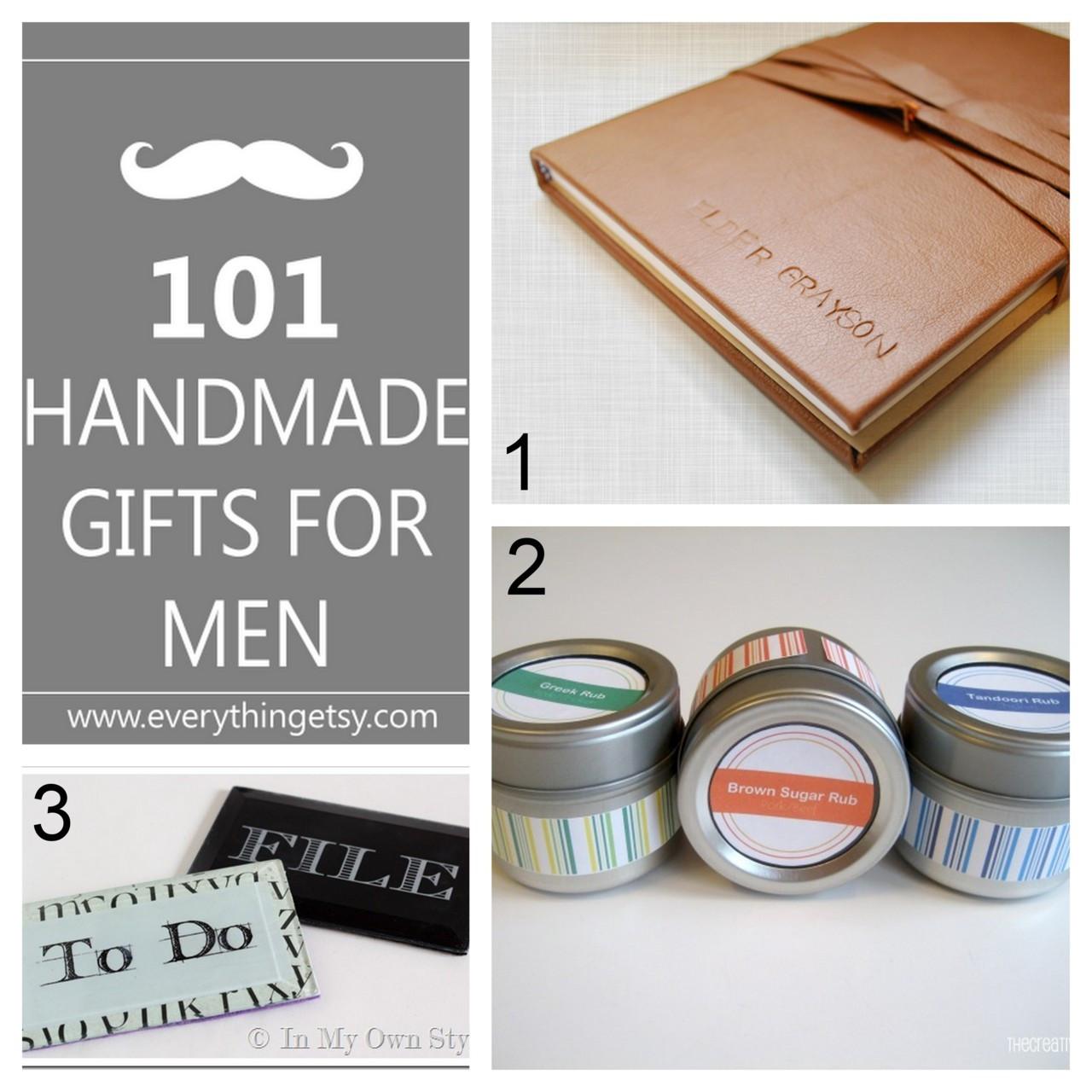 DIY Man Gifts  True Blue Me & You DIYs for Creatives