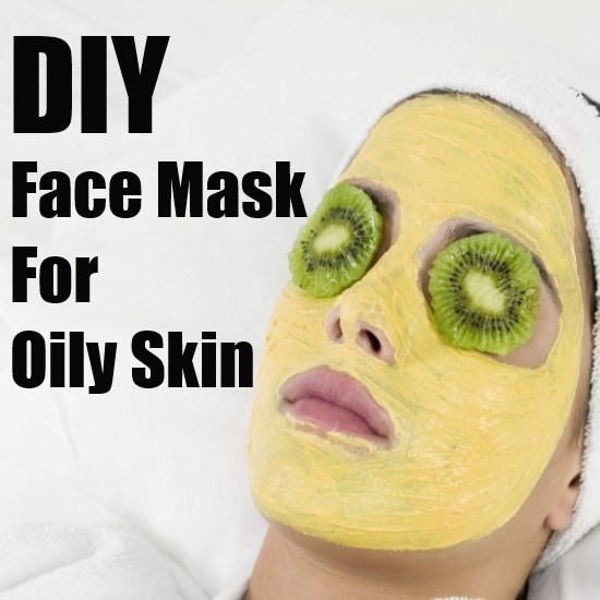 DIY Masks For Oily Skin  DIY Face Mask For Oily Skin