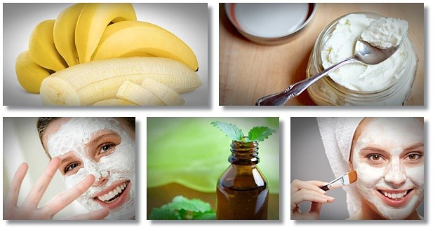 DIY Masks For Oily Skin  DIY natural facial masks for oily skin