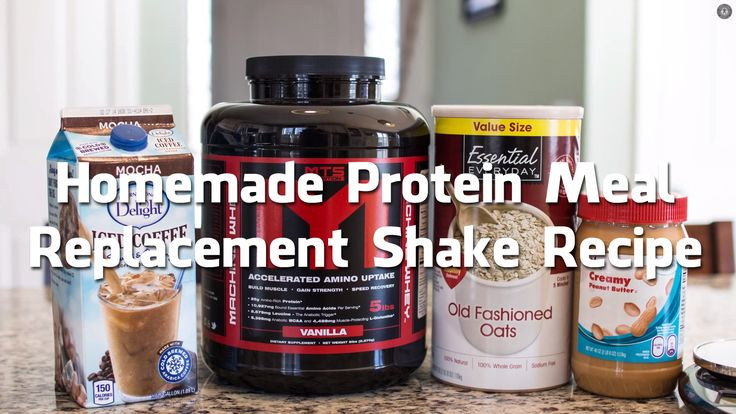 Best ideas about DIY Meal Replacement Shakes . Save or Pin Homemade Protein Meal Replacement Shake Recipe Video Now.