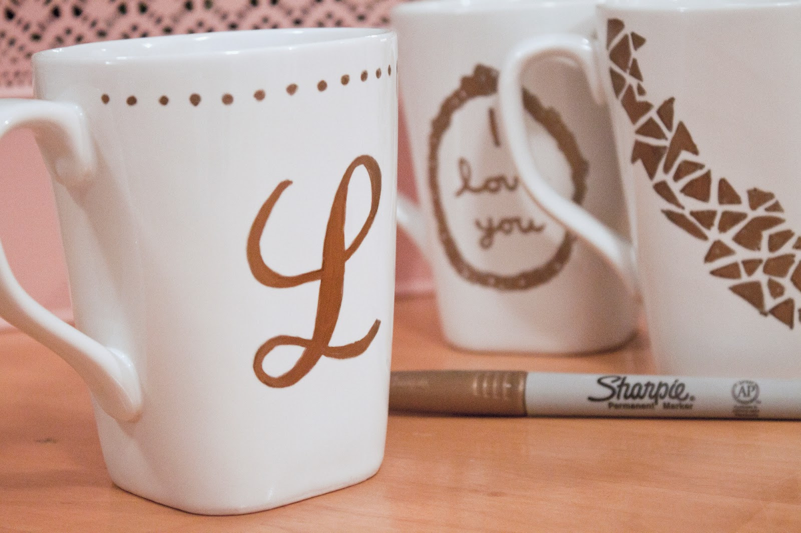 DIY Mug Designs  Brilliant DIY Sharpie Mug Ideas Reliable Remodeler