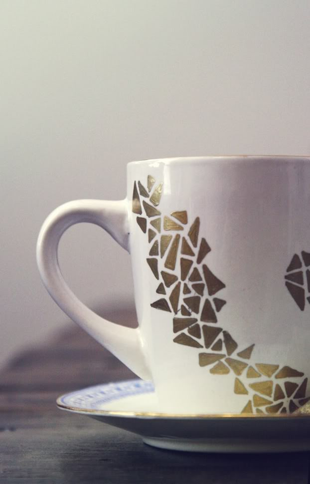 DIY Mug Designs  14 Creative DIY Mug Ideas