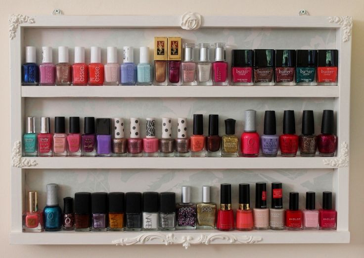Best ideas about DIY Nail Polish Organization . Save or Pin DIY Nail Polish Organizers 8 Ways to Store Your Lacquers Now.