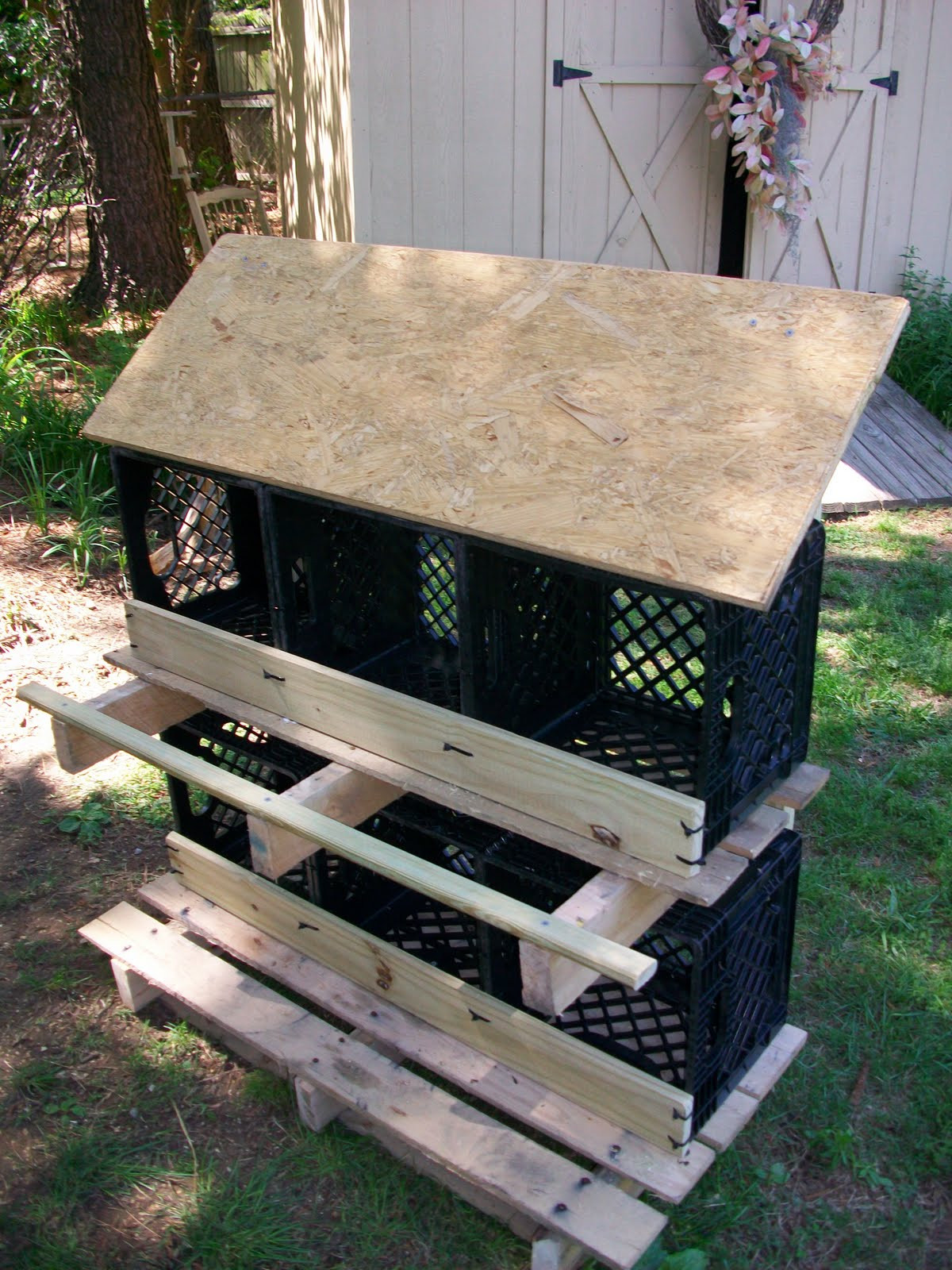 Best ideas about DIY Nesting Box . Save or Pin 20 Easy & Cheap DIY Chicken Nesting Boxes Now.