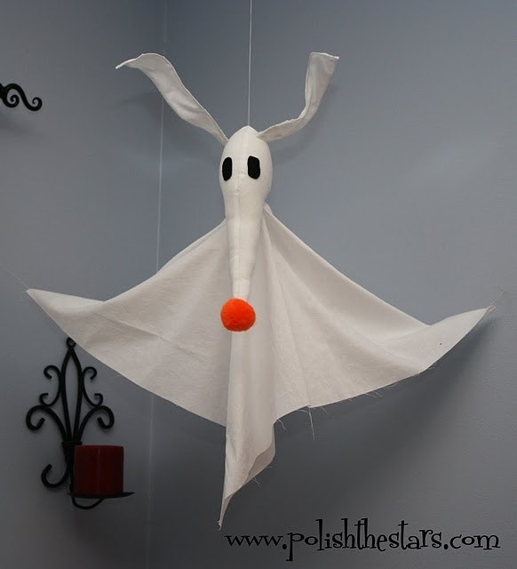 DIY Nightmare Before Christmas Decorations  I love the Nightmare Before Christmas decoration Now is