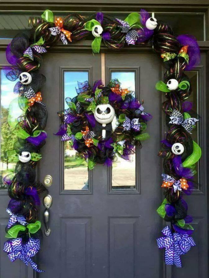 DIY Nightmare Before Christmas Decorations  40 Homemade Halloween Decorations Kitchen Fun With My