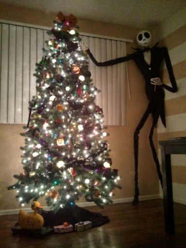 DIY Nightmare Before Christmas Decorations  DIY Nightmare Before Christmas Halloween Props Life Size