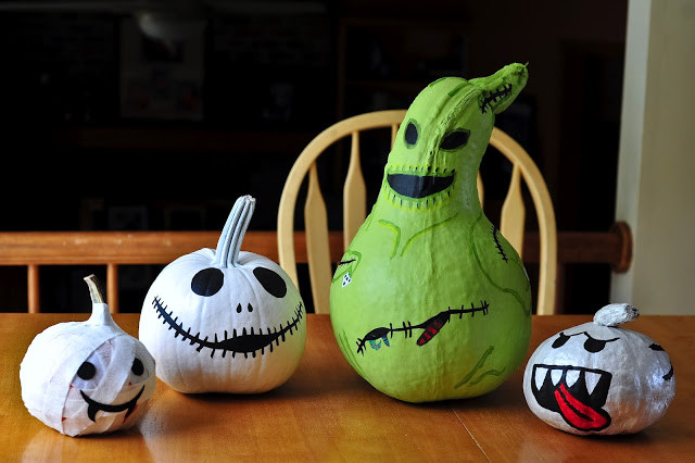 DIY Nightmare Before Christmas Decorations  11 DIY Nightmare Before Christmas Halloween Party Ideas