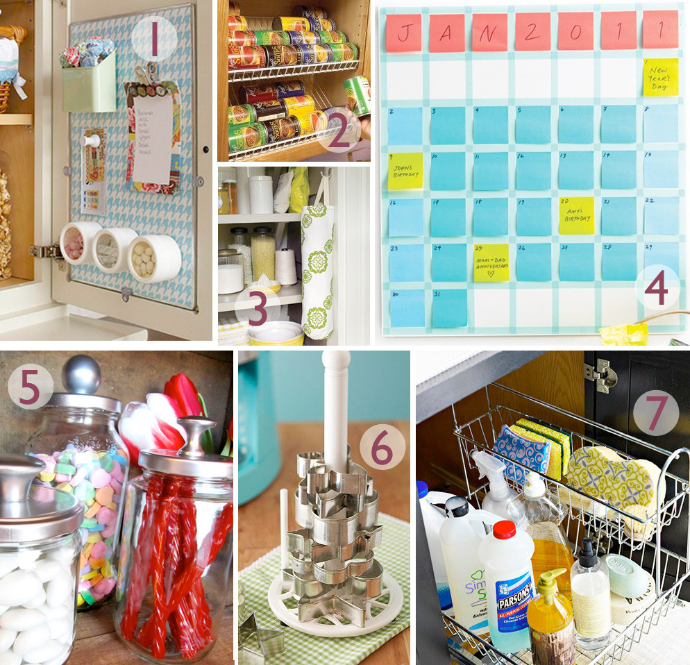 Best ideas about DIY Organization Tips . Save or Pin The How To Gal To Do List DIY Kitchen Organization Now.