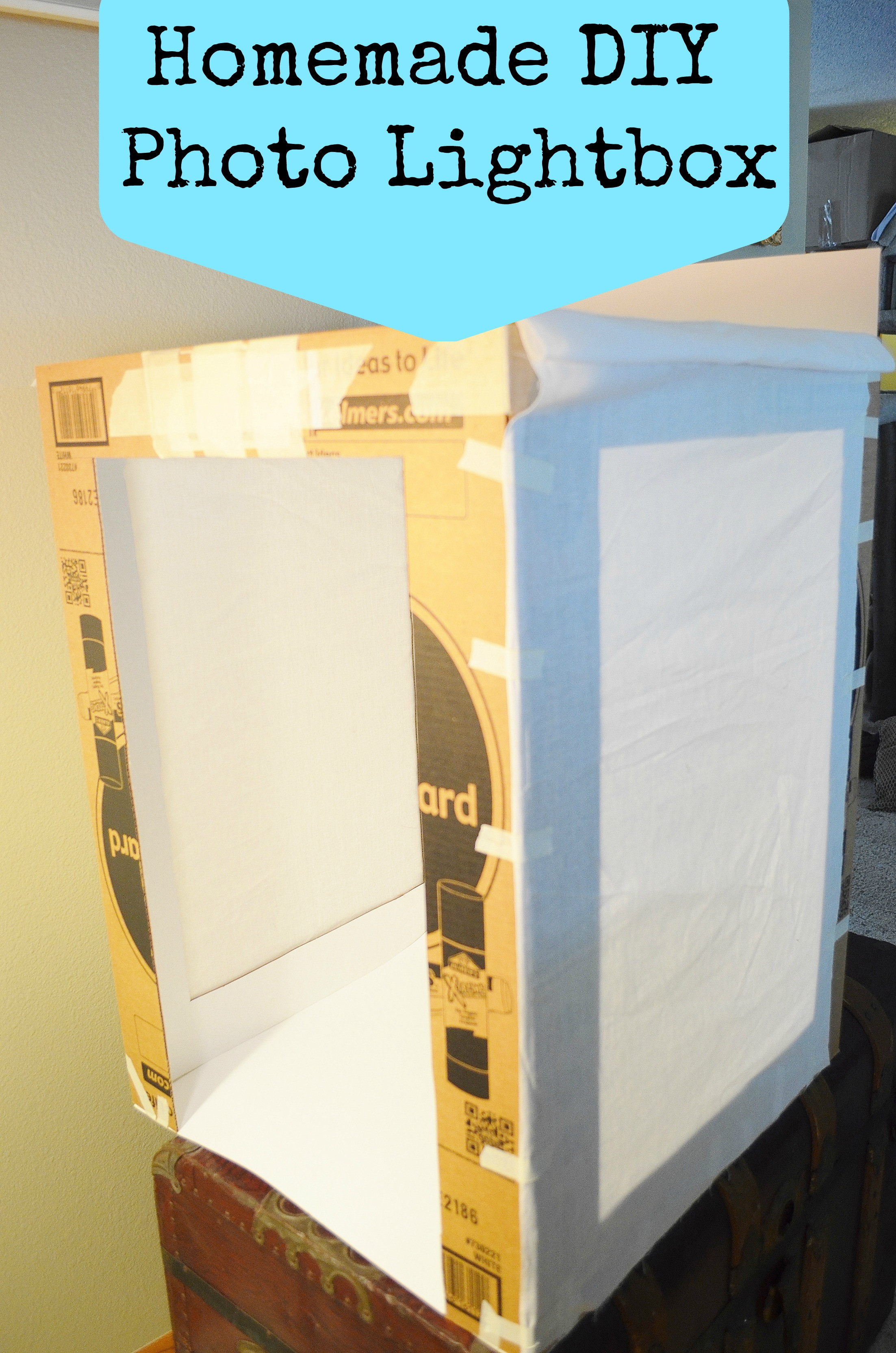 Best ideas about DIY Photo Box . Save or Pin DIY Homemade graphy Light Box Step by Step Tutorial Now.