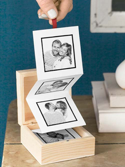 Best ideas about DIY Photo Box . Save or Pin 10 Ways to Create a Unique Keepsake Memory Box Now.