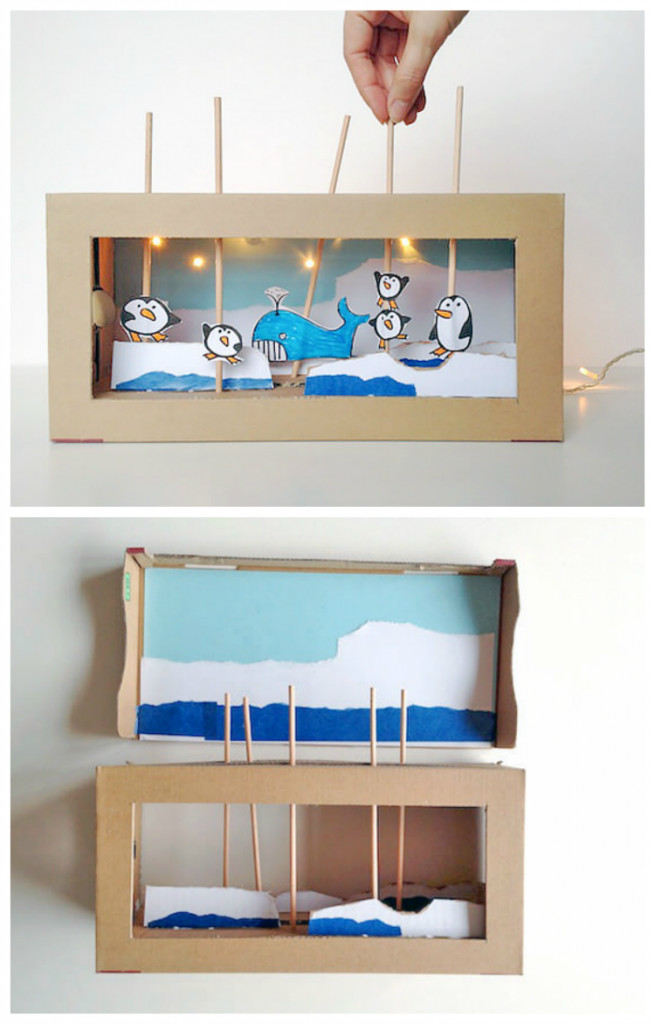 Best ideas about DIY Photo Box . Save or Pin Craftionary Now.