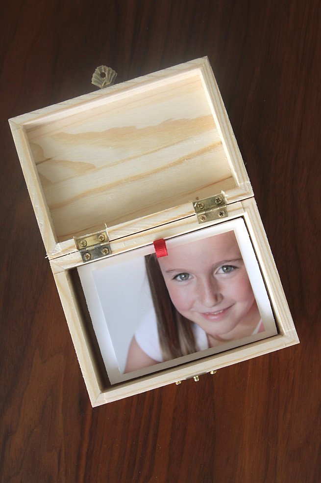 Best ideas about DIY Photo Box . Save or Pin easy & cheap DIY t idea photo t box It s Always Now.