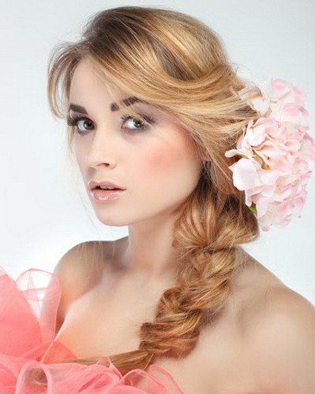 Best ideas about Diy Prom Hairstyles . Save or Pin Diy prom hairstyles Now.