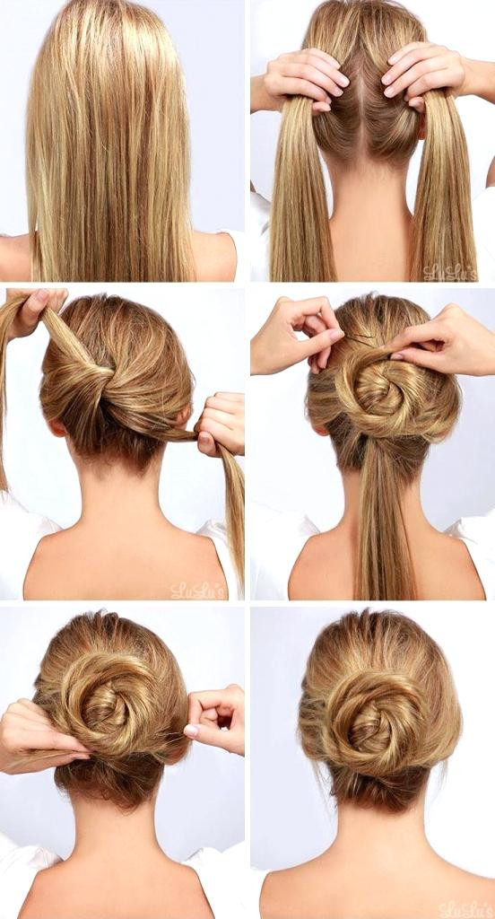 Best ideas about Diy Prom Hairstyles . Save or Pin Easy Prom Hairstyles To Do Yourself HairStyles Now.