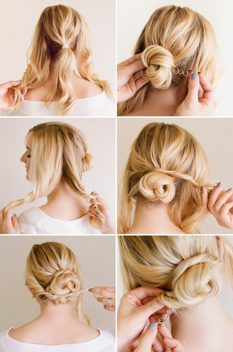 Best ideas about Diy Prom Hairstyles . Save or Pin Easy do it yourself prom hairstyles Now.