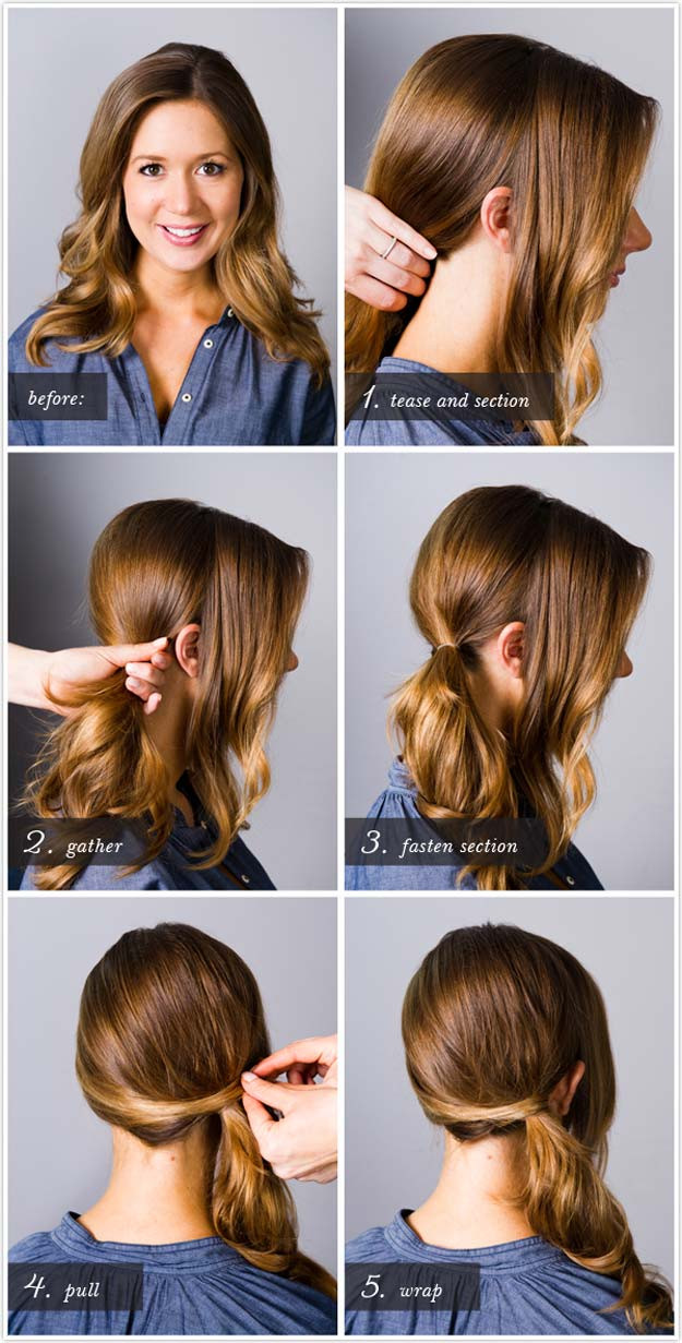 Best ideas about Diy Prom Hairstyles . Save or Pin 36 Best Hairstyles for Long Hair DIY Projects for Teens Now.