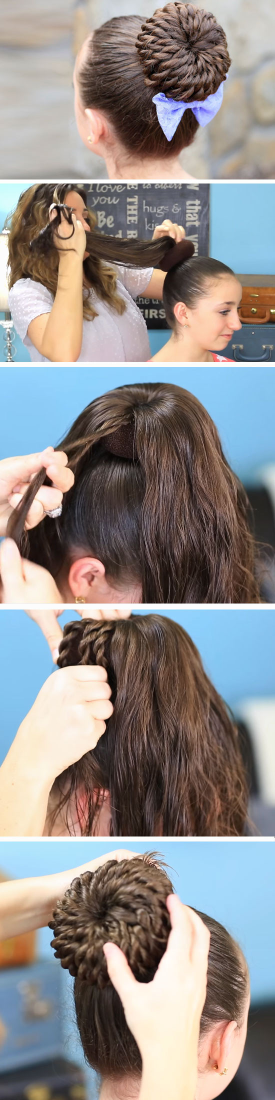 Best ideas about Diy Prom Hairstyles . Save or Pin 15 Easy DIY Prom Hairstyles for Medium Hair Now.