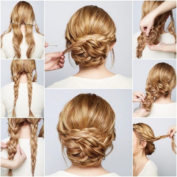 Best ideas about Diy Prom Hairstyles . Save or Pin Stupendous DIY Hairstyle Ideas For Formal Occasions Now.