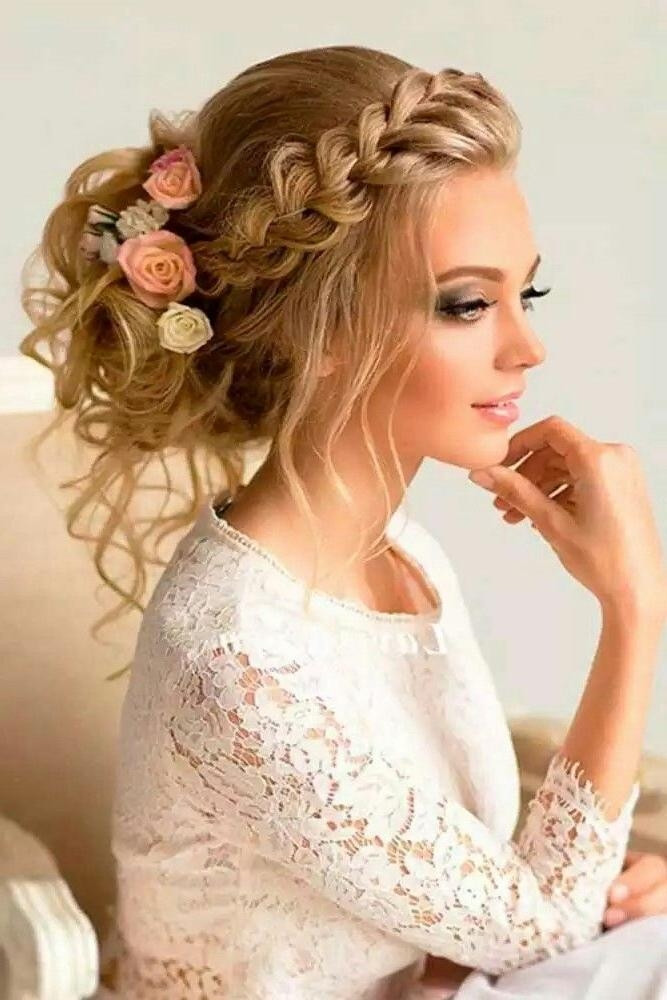 Best ideas about Diy Prom Hairstyles . Save or Pin 2019 Latest Short Hairstyles For Prom Updos Now.