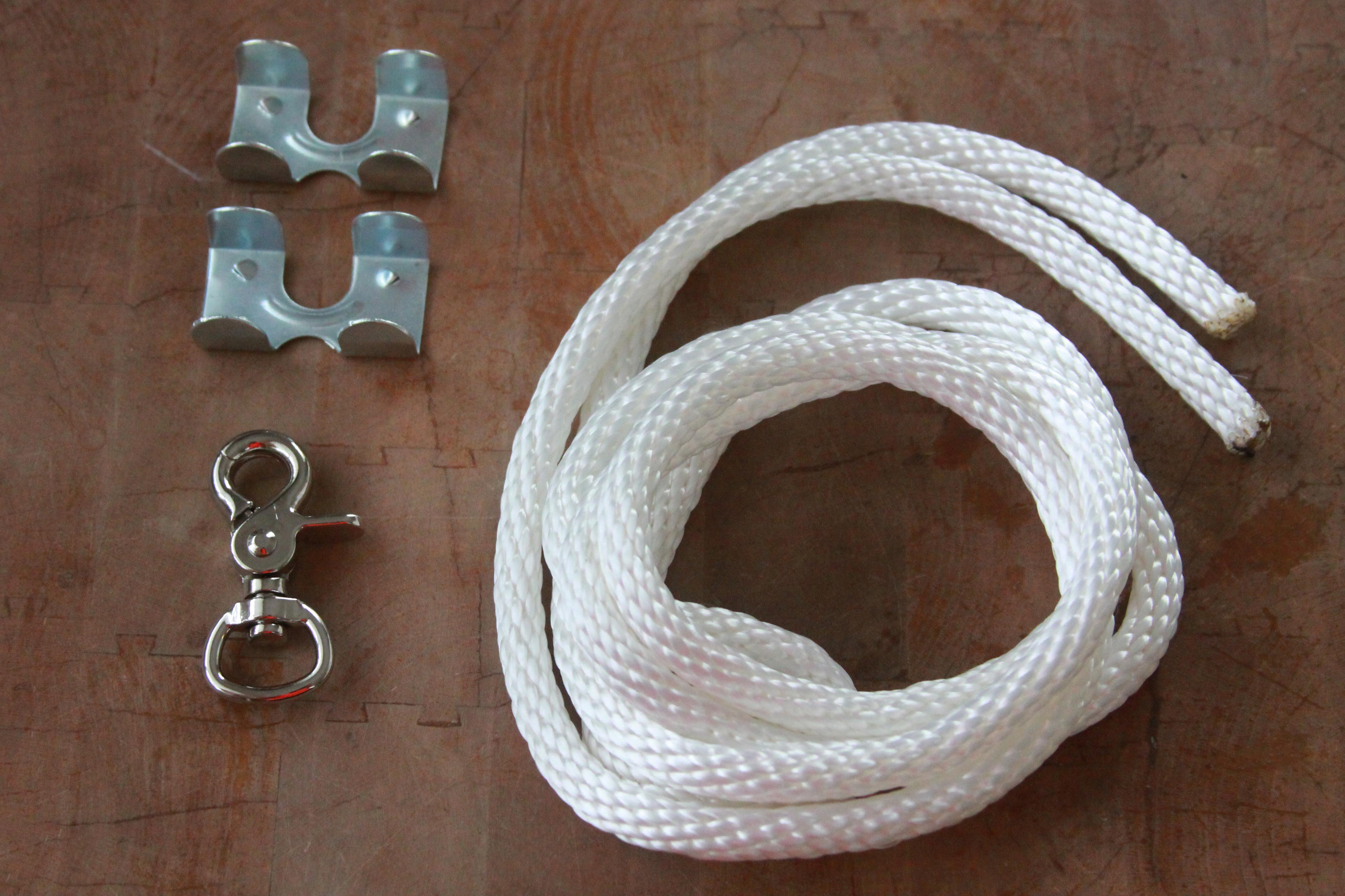 DIY Rope Dog Leash  DIY Rope Leash for Dogs Espresso and CreamEspresso and Cream